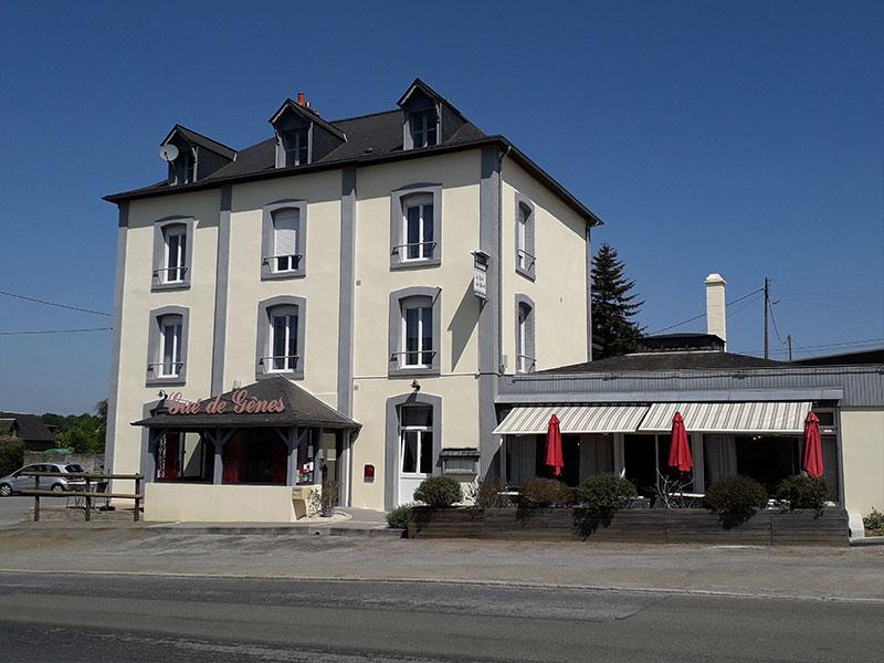 Gue De Gênes Hotel En Mayenne Img1 (18) 49