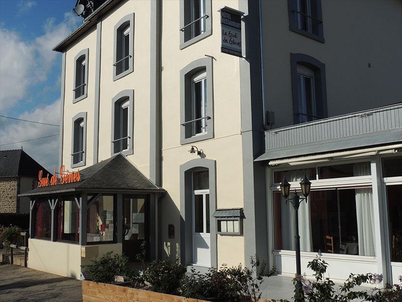 Gue De Gênes Hotel En Mayenne Img1 (19) 50