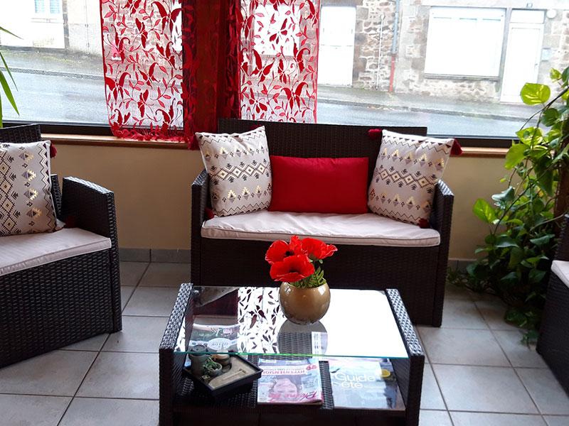 Gue De Gênes Hotel En Mayenne Img1 (8) 39